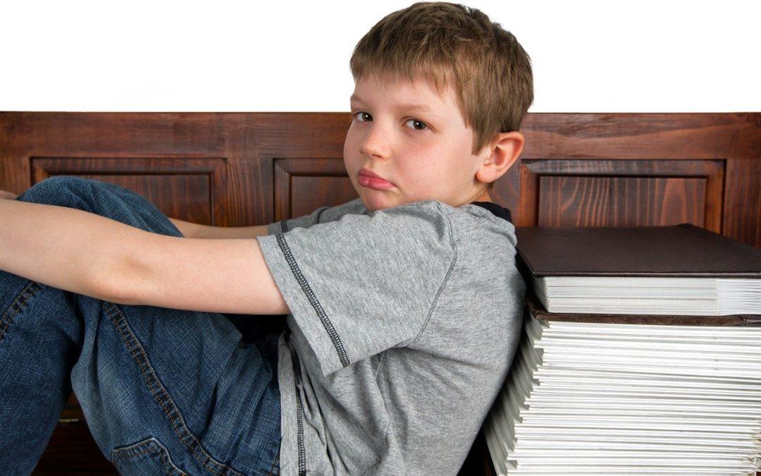 Einführung in The Work & Beispielwork: Mein Kind sollte Lust haben, seine Hausaufgaben zu machen.